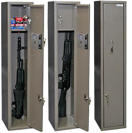 Шкафы и сейфы для оружия на 2